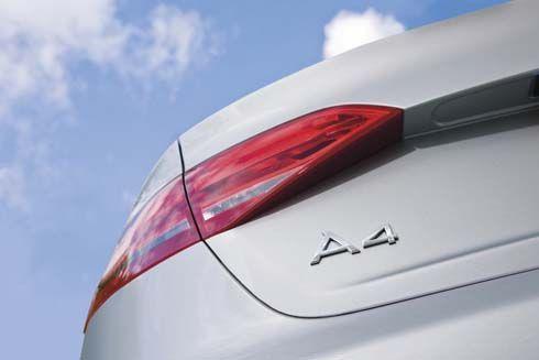 ข้อมูลชุดแรก Audi A4 2014 เจนเนอเรชั่นใหม่ ขับเคลื่อนสี่ล้อ e-quattro