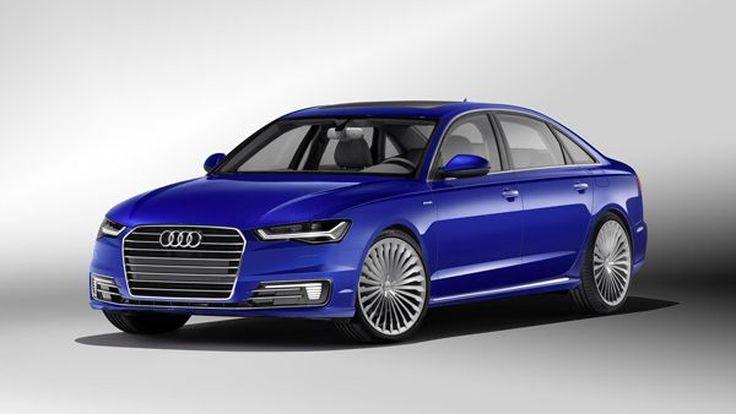 Audi A6 L e-tron หัวใจปลั๊กอินไฮบริด เปิดตัวทำตลาดจีน