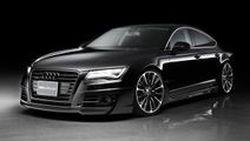 รถมาเฟียชัดๆ Audi A7 Sportback แต่งหล่อเข้มโดย Wald International