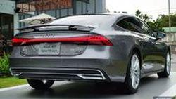 [BIMS2018] เคาะราคาแล้ว Audi A7 Sportback 55TFSI Quattro S line กับค่าตัว 5.399 ล้านบาท