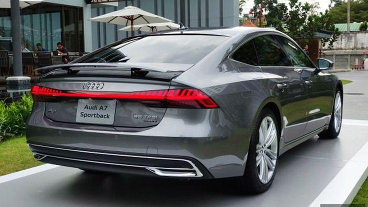 พาชมรอบคันจริงก่อนเปิดตัว Audi A7 Sportback หรู หรา สปอร์ต ผสมผสานในคันเดียว