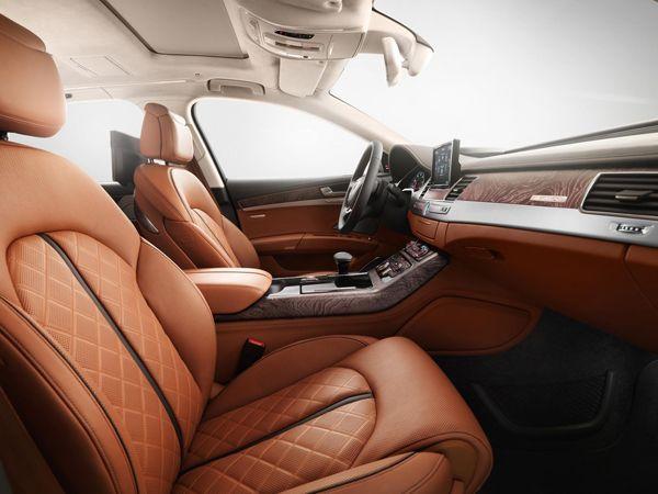 หรูสุด Audi A8 Exclusive Concept แต่งภายในด้วยหนังเกรดพรีเมียมจากอิตาลี
