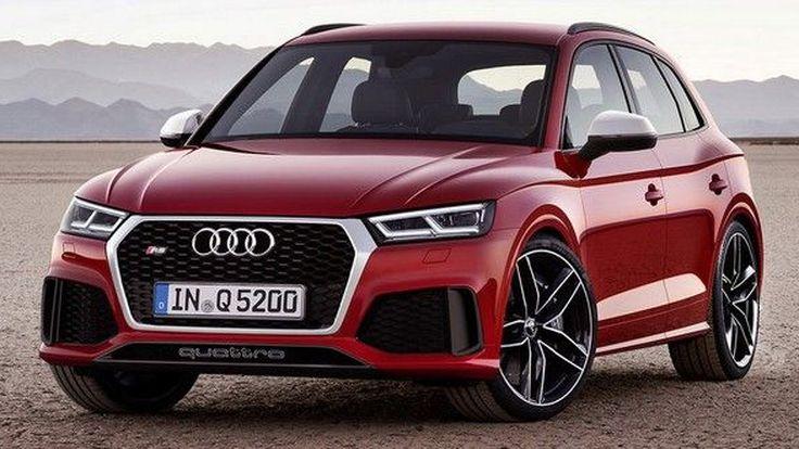 Audi เตรียมเปิดตัวครอสโอเวอร์ตัวแรงอย่าง RS Q5 รุ่นใหม่ใน Geneva 2017 นี้แน่นอน