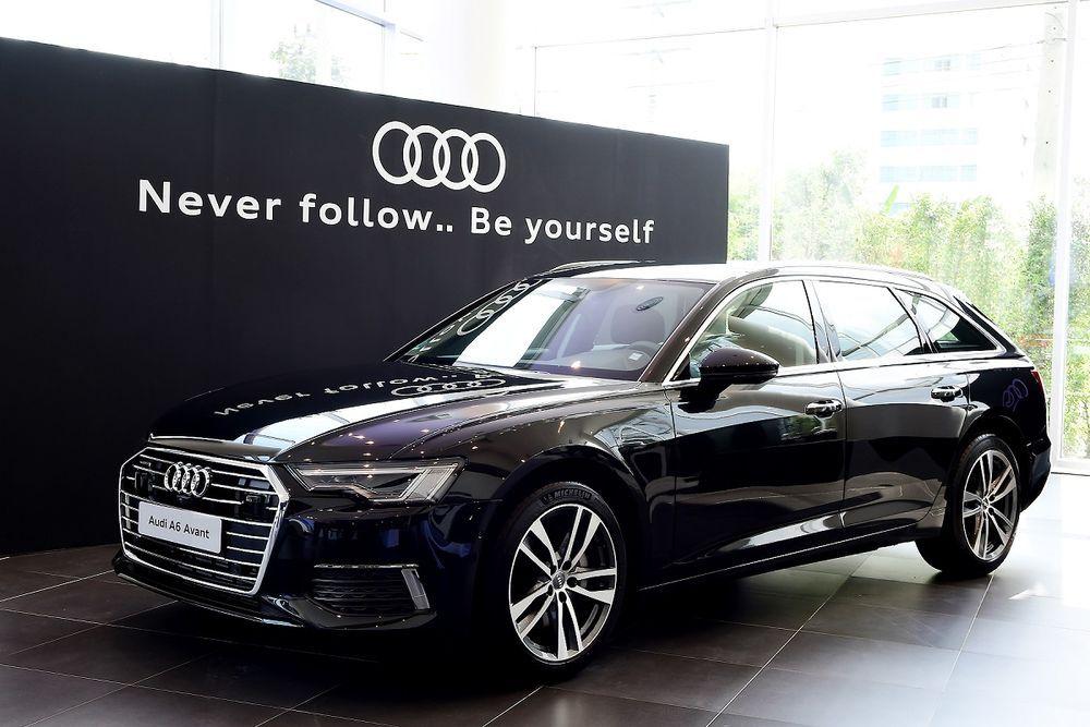 Audi Thailand เผยโฉม Audi A6 Avant ใหม่ ราคาสุดเซอร์ไพรส์ 4.999 ล้านบาท ในงาน Motor Expo 2018