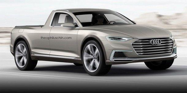 """Audi เผย แผนการพัฒนารถปิคอัพเป็นเรื่องที่ """"น่าสนใจ"""""""