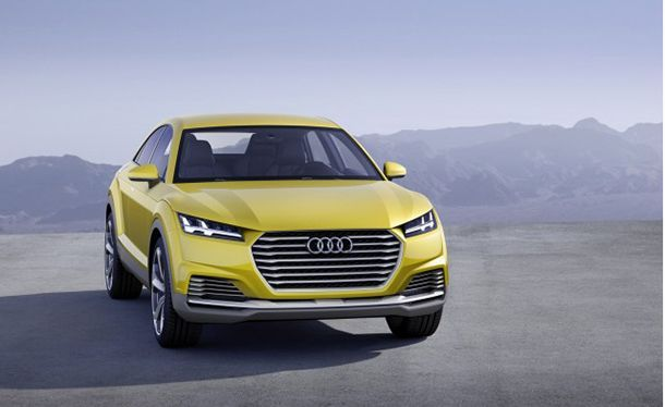 Audi ยืนยันผลิต Q4 ออกขายแน่นอน