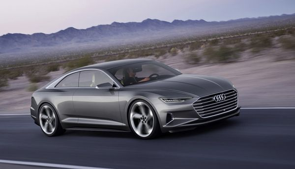 Audi คอนเฟิร์ม A8 รุ่นต่อไปใช้ระบบขับขี่อัตโนมัติ