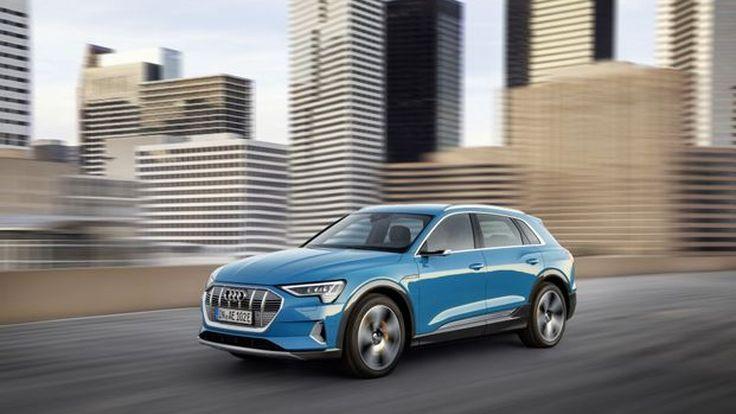 เปิดตัว Audi e-tron SUV พลังไฟฟ้าคันแรกของค่าย