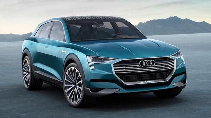 Audi เปิดรับจอง Audi E-Tron Quattro ที่นอร์เวย์ พร้อมส่งมอบรถปีหน้า