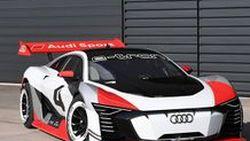 สวยโหด! Audi E-Tron Vision Gran Turismo รถแข่งต้นแบบสำหรับคอเกม