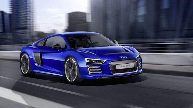 เมื่อ Audi เตรียมฟื้นแผนพัฒนา Electric Supercar อย่าง E-Tron R8 อีกครั้ง