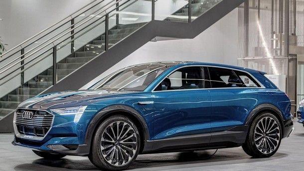 Audi ยกทัพลุยตลาดรถไฟฟ้า ในประเทศจีนเต็มรูปแบบ พร้อมพัฒนารถไฟฟ้าที่วิ่งได้กว่า 500 กิโลเมตร