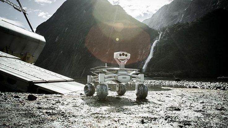 ยานสำรวจดวงจันทร์ Audi Lunar Quattro เตรียมร่วมฉากภาพยนตร์ Alien: Covenant