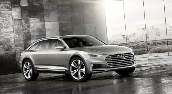 Audi Prologue Allroad เปิดตัวพร้อมขุมพลังไฮบริดระดับ 734 แรงม้า