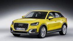 [2016 Geneva] Audi Q2 เบบี้ครอสโอเวอร์รุ่นเล็ก เอาใจคนรุ่นใหม่