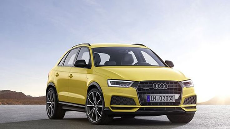 ปรับโฉมแบบเบาๆ Audi Q3 พร้อมเพิ่มรุ่นพิเศษ
