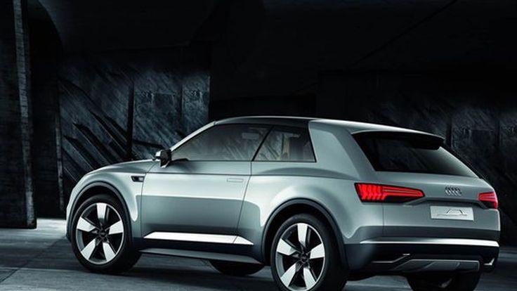 Audi ประกาศเดินหน้าผลิต Q8 เอสยูวีรุ่นท็อป แข่งกับ 2014 Range Rover Sport