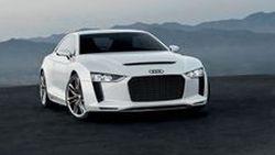 คาดรถสปอร์ต Audi Sport Quattro ใช้ขุมพลัง 5 สูบ เทอร์โบชาร์จ