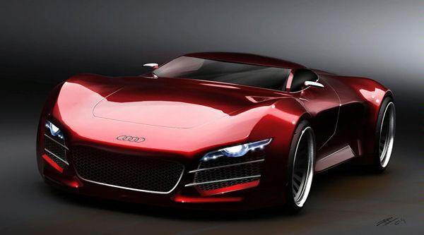 ซูเปอร์คาร์ Audi R10 ขุมพลังไฮบริดดีเซล-ไฟฟ้าจะมาพร้อมแรงม้ากว่า 600 ตัว