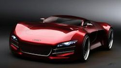 Audi เตรียมผลิต R10 ไฮเปอร์คาร์ขุมพลังดีเซลไฮบริด 700 แรงม้า