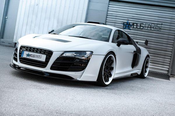 Audi R8 แต่งจัดหนักโดย Prior Design