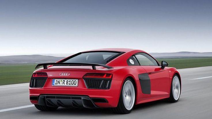 คอนเฟิร์มมาแน่ Audi R8 และ R8 e-tron เจนเนอเรชั่นใหม่เปิดตัวเดือนมีนาคม