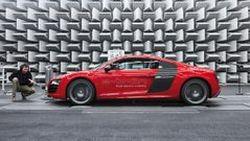 Audi คอนเฟิร์มการพัฒนา R8 e-tron แต่ยังอุบเวลาเปิดตัว