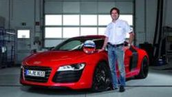 Audi R8 e-tron ทุบสถิติโลก รถพลังไฟฟ้า วิ่งรอบ 'เดอะริง' ภายใน 8.09 นาที