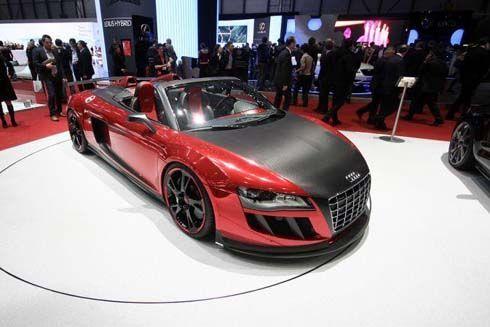 Audi R8 GT S รถแต่ง 620 แรงม้า จัดให้โดย ABT Sportsline ที่ Geneva Motor Show