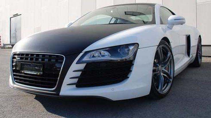 O.CT. Tuning จัดชุดแต่งใหม่ให้ Audi R8 รุ่นพื้นฐาน จาก 430 ทะยานสู่ 565 แรงม้า