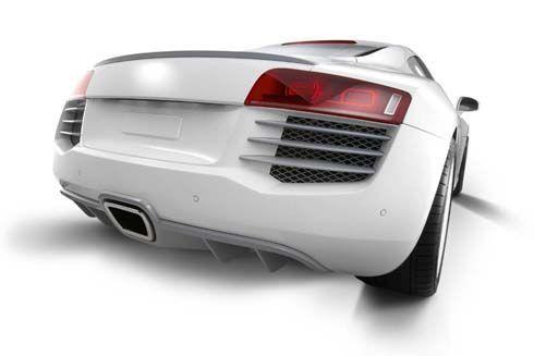 Audi R8 Spark Eight by Eisenmann ซุปเปอร์คาร์แต่งแซมเทาอ่อน เคาะที่ 5 หมื่นเหรียญฯ!