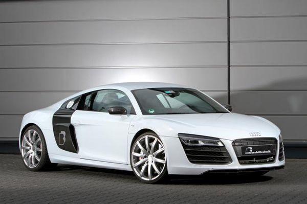 Audi R8 V10 Plus แต่งแรง 628 แรงม้า โดยสำนัก B&B
