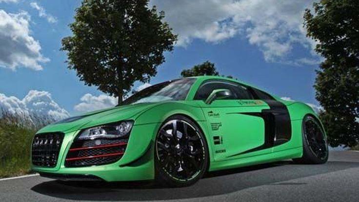 Audi R8 V10 เพิ่มพลังม้าเป็น 602 ตัว โดย Racing One กับค่าใช้จ่ายที่ 26,000 ยูโร