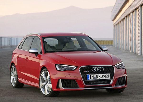 Audi RS3 Sportback รถแฮทช์แบ็กที่แรงที่สุดเท่าที่เงินซื้อได้