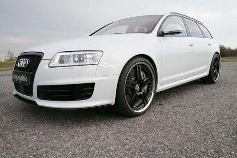 Audi RS6 สุดหรู ยังดูมีราคาในสายตา Cargraphic แต่งสมรรถนะอำลาก่อนเลิกผลิต