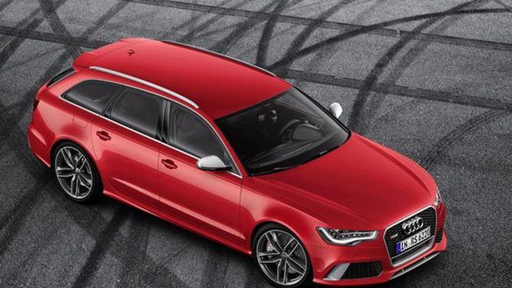 Audi ซุ่มพัฒนา RS6 Avant Plus จัดเต็มขุมพลังระดับ 608 แรงม้า