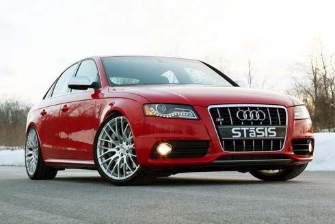 Audi S4 สปอร์ตซีดานเจนเนอเรชั่นล่าสุด ในชุดแต่ง STaSIS Signature S4 จาก APS