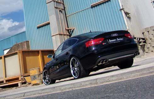 Audi S5 Sportback Grand Prix สปอร์ทคูเป้ 5 ประตูแต่งสมรรถนะ 375 แรงม้า โดย Senner Tuning