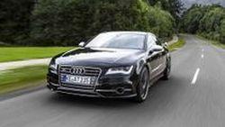 Audi S7 Sportback โมดิฟายด์กำลังเป็น AS7 โดย ABT Sportsline