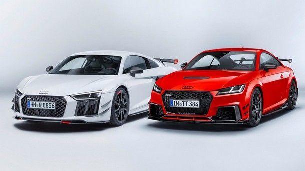 Audi เตรียมเพิ่มเติมไลน์ความดุดันของรถยนต์ด้วยชุด Performance Parts ประเดิมรุ่นแรกด้วย R8 , TT