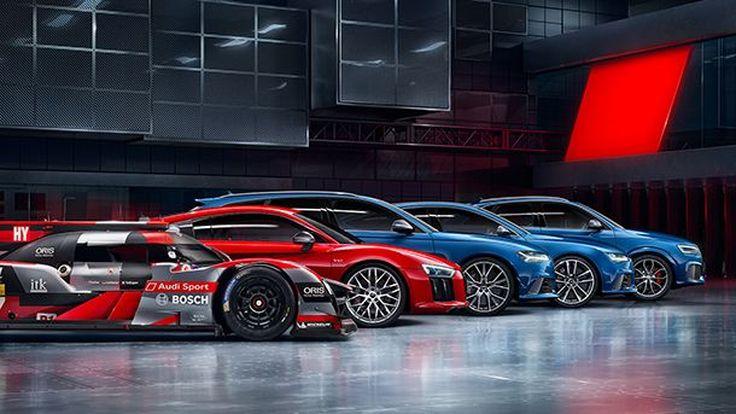 Audi Sport อาจพัฒนาไฮเปอร์คาร์แข่ง Mercedes-AMG