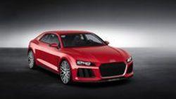 Audi เปิดตัว Sport Quattro Laserlight รถต้นแบบมาพร้อมเทคโนโลยีไฟหน้าแห่งอนาคต