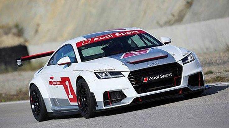 ยลโฉม Audi Sport TT Cup รถแข่ง 310 แรงม้า เตรียมลุยรายการวันเมคเรซ
