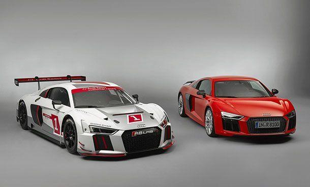 ผู้บริหาร Audi Sport ยืนยันไม่เดินตามรอย Mercedes-AMG