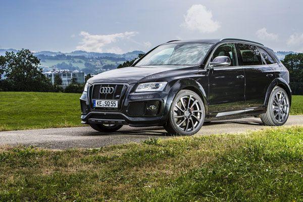 Audi SQ5 ยกระดับความดุดันโดยสำนักแต่งขาประจำ ABT Sportsline
