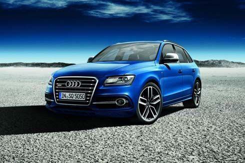 อัพเกรดความหล่อ Audi SQ5 TDI Exclusive Concept เตรียมผลิตจำกัดเพียง 50 คัน
