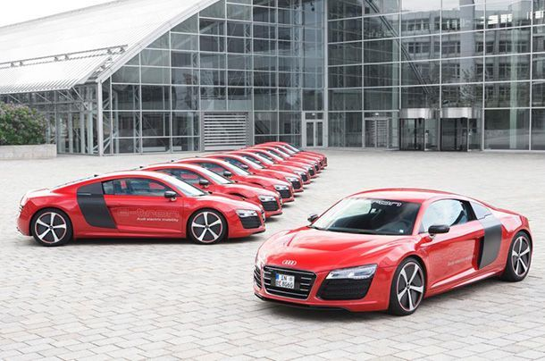 Audi เลิกทำตลาด R8 e-tron ซูเปอร์คาร์พลังไฟฟ้า หลังมียอดขายไม่ถึง 100 คัน
