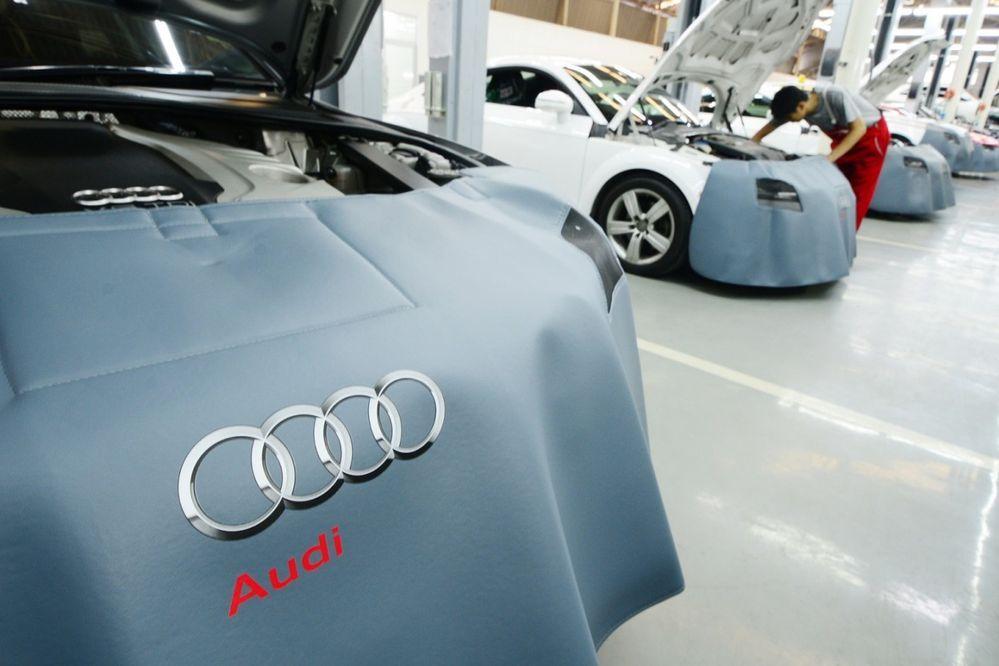 Audi Thailand ทุ่มทุนเพิ่ม 50 ล้านบาท เล็งเปิดศูนย์กระจายอะไหล่และศูนย์ตรวจรถใหม่ รองรับโชว์รูมอีก 10 แห่งในปี 2019