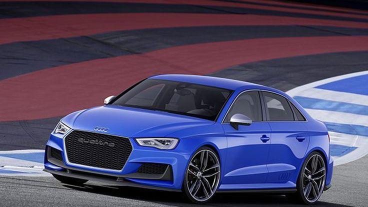 """Audi แย้มแผนเปิดตัวรถสมรรถนะสูงไลน์ """"RS"""" เพิ่มเติม"""