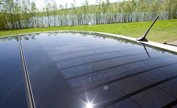Audi เล็งพัฒนาหลังคาโซลาร์รูฟ ขยายระยะทางขับขี่รถพลังไฟฟ้า